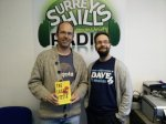 Author Andy Rumbold Interview on Dave of the Week Radio Show 8.4.16